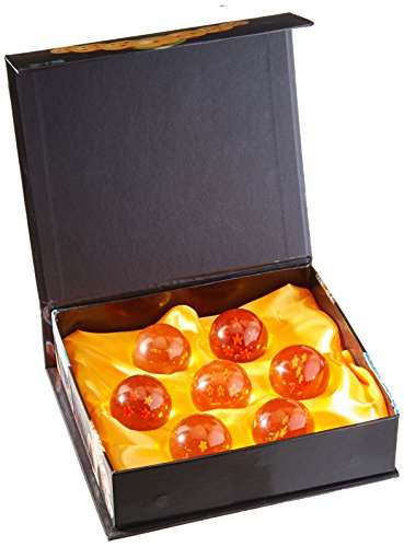 Dragon Ball Z fans need these dragon balls! What a great Dragon Ball Z Gift Ideas.