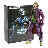 JJSCCMDZ Figuras de acción The Joker PVC Figure Collectible Modelo de Juguete Modelo de muñeca (Colo...