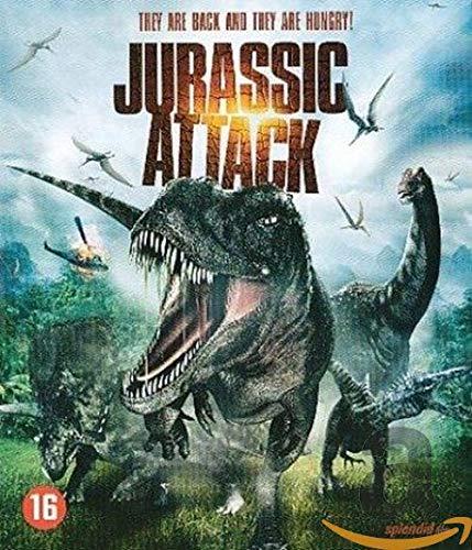 BLU-RAY - Jurassic Attack (1 Blu-ray)