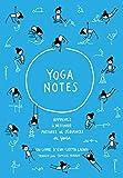 Yoganotes: Apprenez à dessiner des postures et séquences de yoga...
