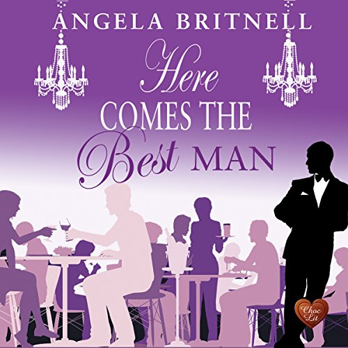 Here Comes the Best Man audiobook cover art