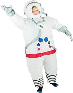Bodysocks Kids Inflatable Spaceman Fancy Dress Costume