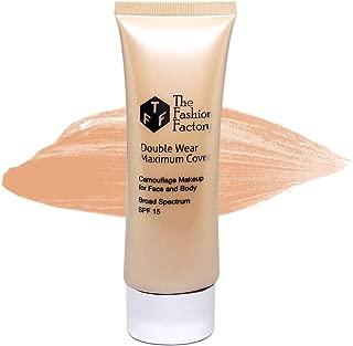 Lavi Cosmetics Double Wear Maximum Cover Makeup 02, Skin, 30g