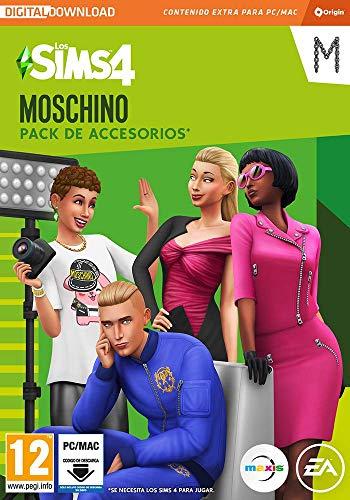 Los Sims 4  - Moschino Stuff Pack DLC   PC Download - Origin Code