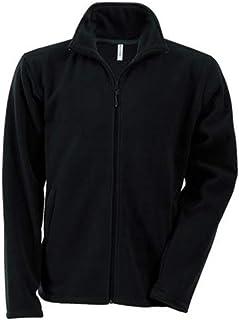 [ダーセン]フリースジャケット メンズ アウトドア ジャケット 登山 防寒 防風 ハイネック コート 保温 スタンド フルジップ オーバー