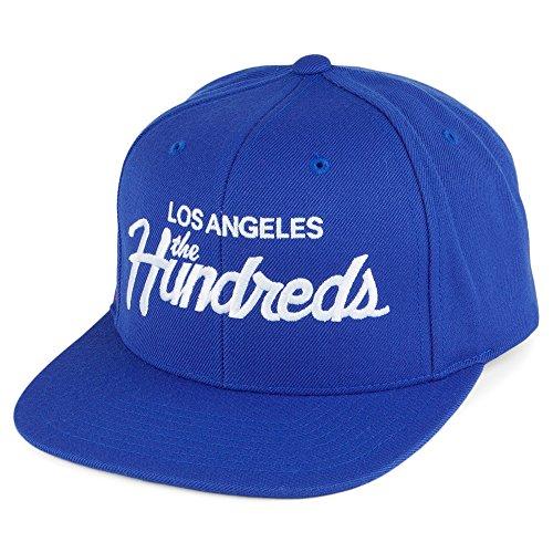 Village Hats Casquette Snapback Forever Team Bleu The Hundreds - Ajustable