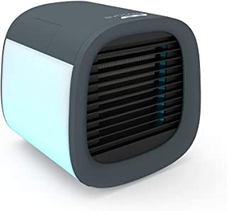 Evapolar evaCHILL New Personal Evaporative Air Cooler and Humidifier/Portable Air Conditioner and Fan, Urban Gray