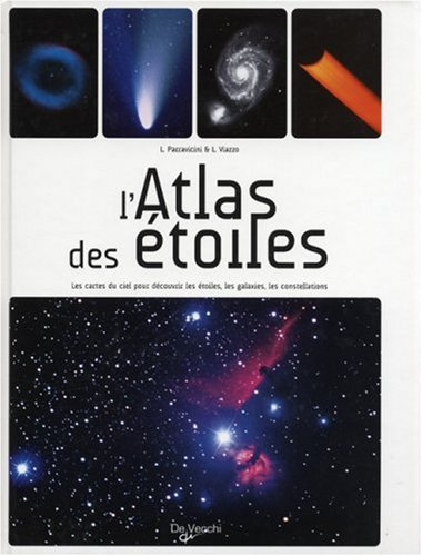 L'Atlas des étoiles