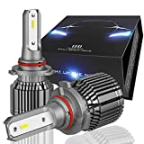 Best Hid Kits - NUVISION LIGHTING Pair 9005 HB3 10000 Lumens 60W Review