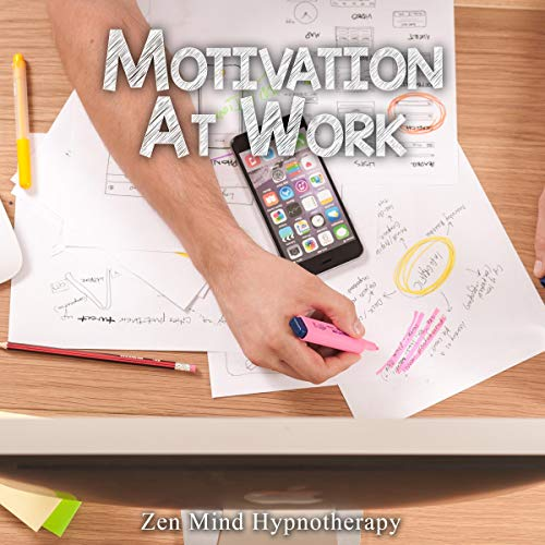 Motivation at Work cover art