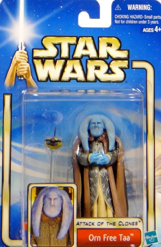 Star Wars Attack of the Clones - Orn Free Taa Action Figure