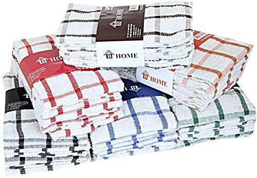 B. Home - Paños Cocina Rizo 100% algodón - Paños