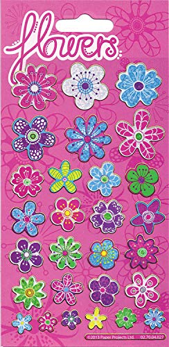 Paper Projects Stickers muraux Motif Floral