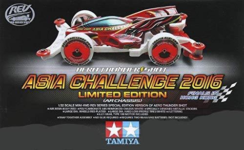 Aero Thunder Shot - AR Chassis Asia Challenge 2016 Mini4WD Tamiya cod. 95273