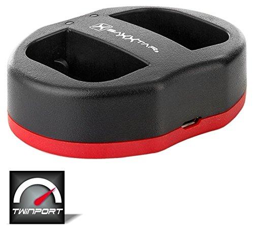 Baxxtar oplader compatibel met accu Sony NP-FW50