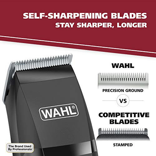 Wahl 79450 Combo Pro Complete Styling Kit -14-Piece