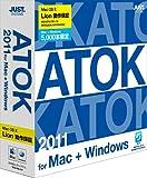 ATOK 2011 for Mac + Windows 通常版