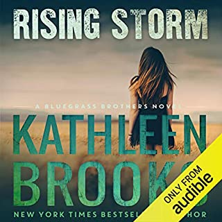 Rising Storm audiobook cover art