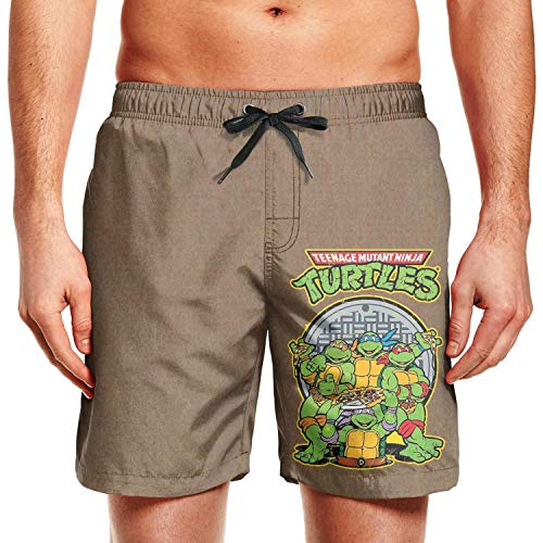 ninja turtle board shorts - 9
