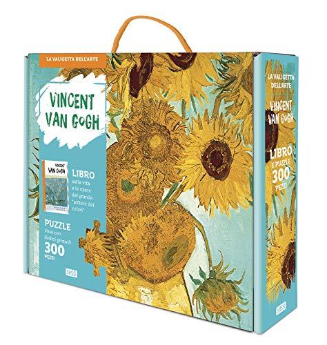Vincent Van Gogh. Vaso con dodici girasoli. Valigetta dell'arte. Ediz. a colori. Con gadget