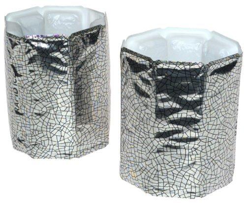 Vacuvin 297 Rapid Ice Mini-cubitera, 10 x 11 x 3 cm