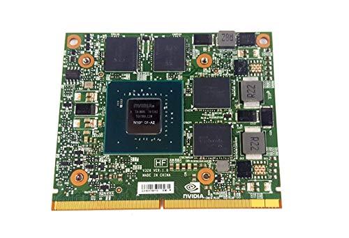 Dell 2PNW4 Precision 7510 GPU Nvidia Quadro M1000M 2GB Graphics Card RENEWED