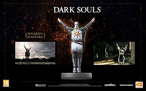 Amiibo Dark Souls Solaire Of Astora Praise The Sun