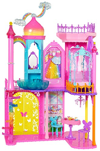 Barbie DPY39 Castello Arcobaleno