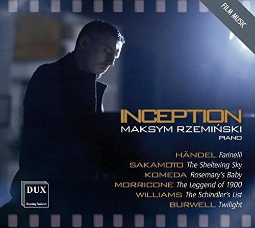 Inception - Filmmusik für Klavier
