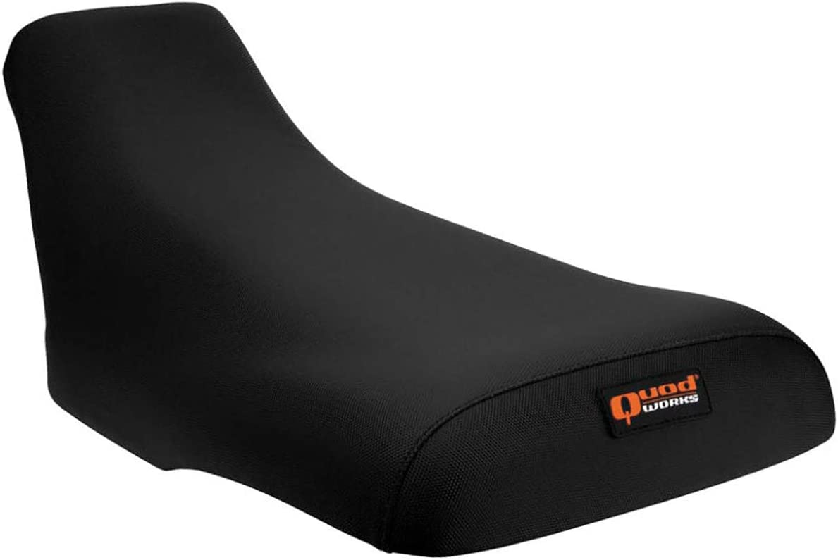 Quad Max 58% OFF Works trend rank Gripper Seat Cover 06-08 Compatible Black Arct with
