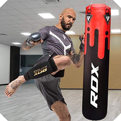 RDX MMA Schienbeinschoner Schienbeinschutz für Kampfsport Abbildung 3