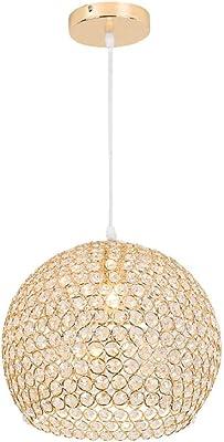 lux.pro] Lámpara colgante - Nueva colección - Crystal (E14 ...