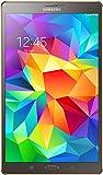 Samsung Galaxy Tab S 21,34 cm (8,4 Zoll) LTE Tablet-PC (Quad-Core, 1,9GHz, 3GB RAM, 16GB interner Speicher, Android) titanium/bronze