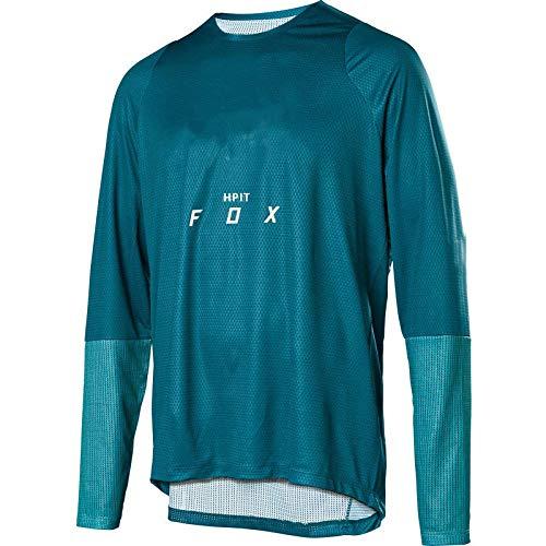 LGGJJYHMY hpit fox camiseta de motocross mtb camiseta de descenso MX ciclismo...