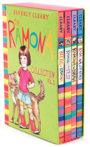 The Ramona Collection, Vol. 1: Beezus...