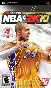 NBA 2K10 - Sony PSP