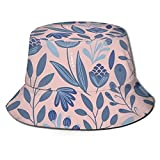 N \ A Hojas Negro Sombrero De Cubo Al Aire Libre Plegable Sombrero De Pescador Moda Pescador Playa Sombrero De Sol Femenino Adolescente