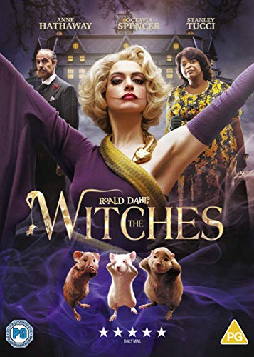 Roald Dahl's The Witches [DVD] [2020]