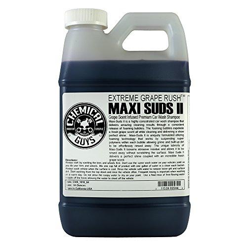 Chemical Guys CWS_1010_64 Car Wash Shampoo, 64 fl. oz.