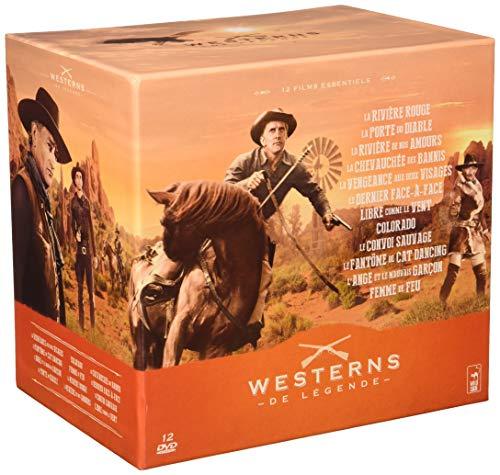 Westerns de légende 2 - 12 DVD [Francia] [Francia]
