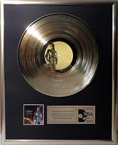 Michael Jackson - History goldene Schallplatte gold record