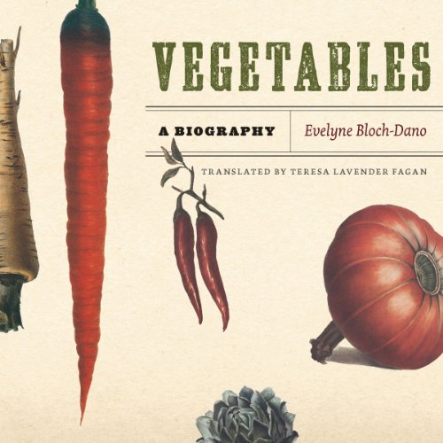 Vegetables audiobook cover art