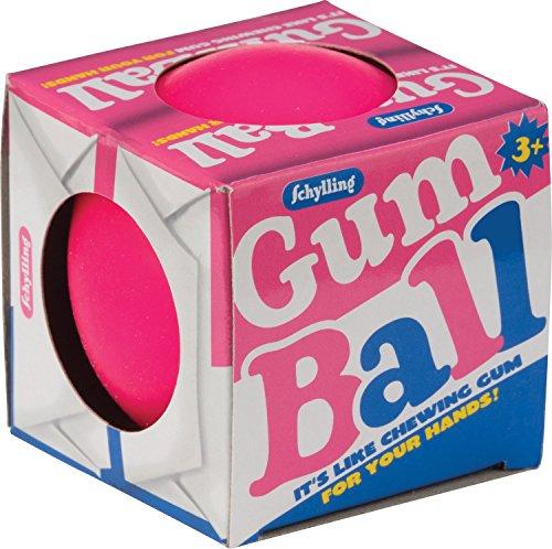 Schylling- Gum Palla, Gumb