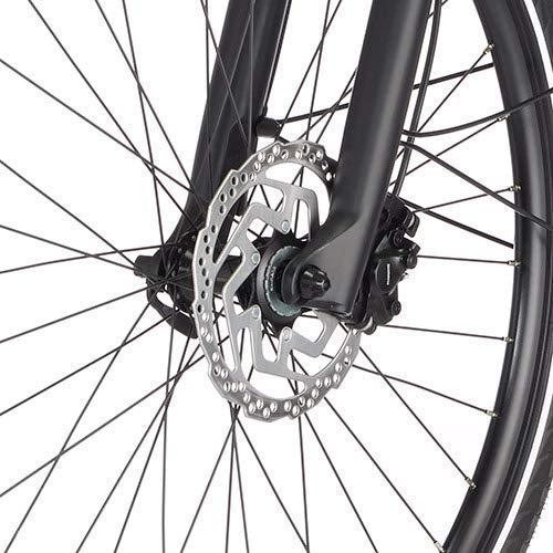 FISCHER Herren – E-Bike Trekking VIATOR 6.0i (2020), grau matt, 28 Zoll, RH 50 cm, Brose Drive S Mittelmotor 90 Nm, 36V Akku im Rahmen Bild 2*