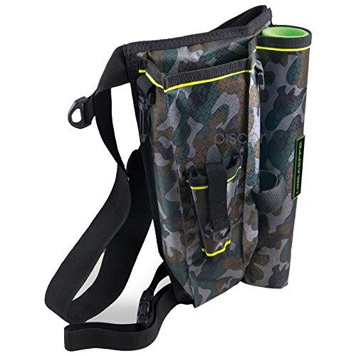 Lineaeffe Fodero Multitackle Leg Pack 19 x 33 x 6 cm Portacanne da Pesca