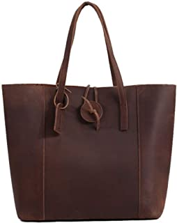 Super Quality Vintage Cowhide Baseball Glove Leather Tote Shopper Purse Shoulder Bag Handbag for Lady's Gift