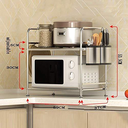 IGS 2 litri 2 pezzi con valvola a vapore Set da forno a microonde