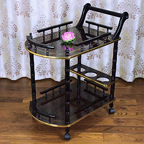 Einfache Idee Trolley Beauty Salon Trolley Werkzeugwagen Tisch Mobile Ablage Rack Rack Praktisch,...