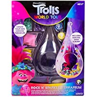 Trolls World Tour Rock N Sparkle Terrarium Natural Rocks With Paint & Tattoos