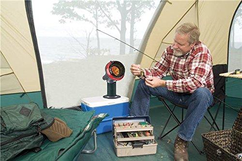 Mr. Heater Little Buddy Gasheizung inkl. Adapter für Gaskartuschen mit 7/16-Gewinde; - 16